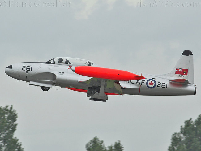 Canadair T-33A Silver Star Mk3, G-TBRD, Golden Apple Operations
