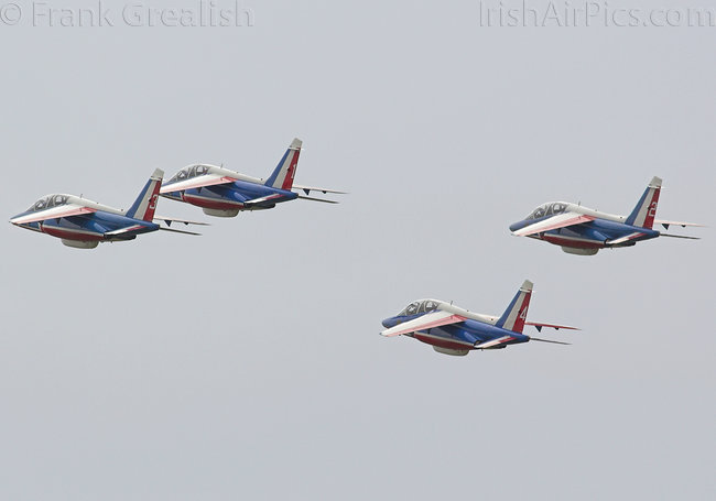 Dassault-Dornier Alpha Jet E, F-TERH, French Air Force