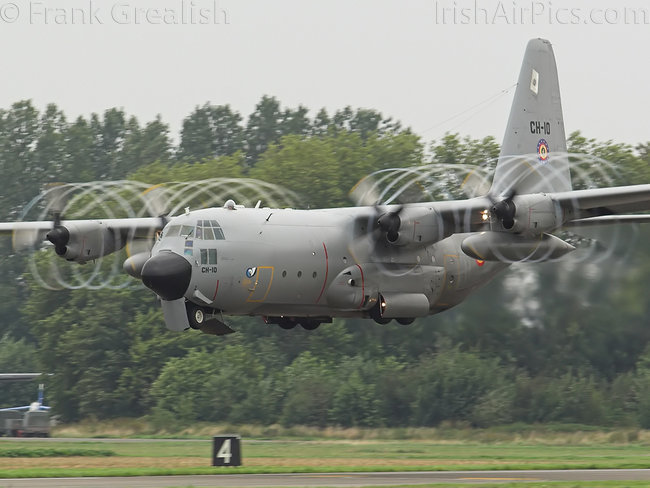 Lockheed C-130H Hercules, CH-10, Belgian Air Force