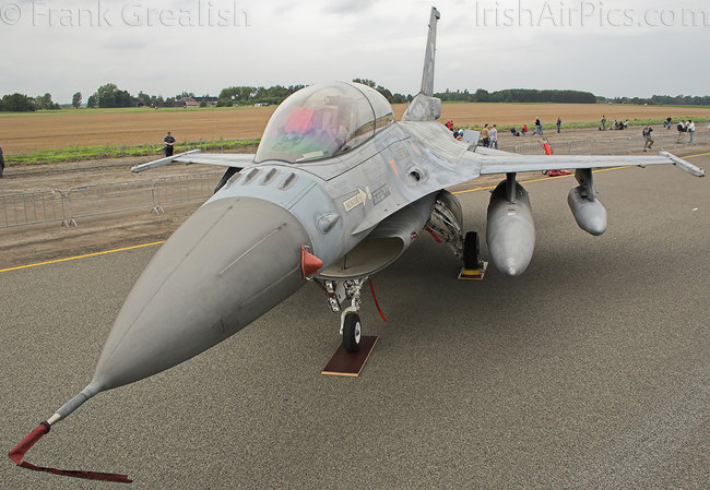 Lockheed Martin F-16D Fighting Falcon, 081, Greek Air Force