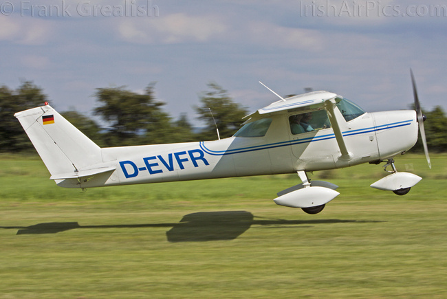 Cessna 150, D-EVFR, Private