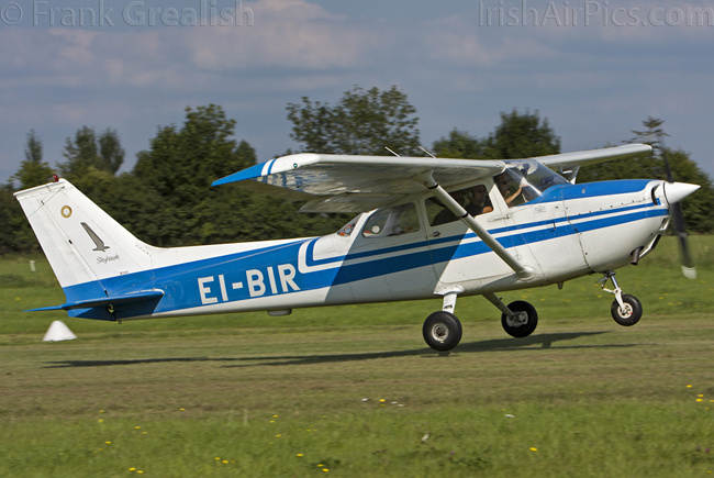 Cessna 172M Skyhawk, EI-BIR, Figile Flying Group