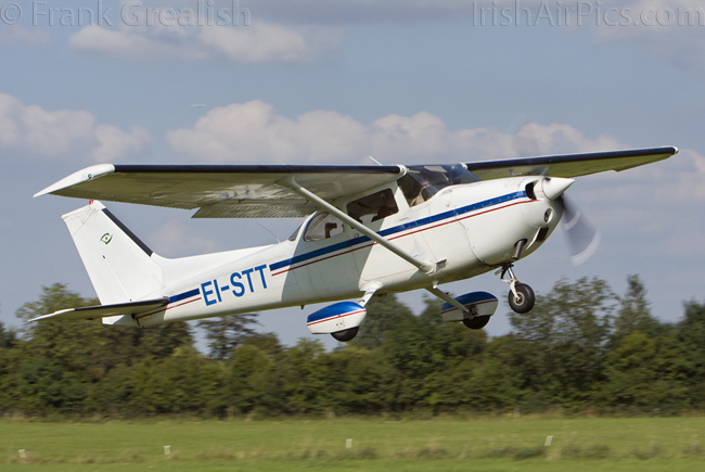 Cessna 172M Skyhawk, EI-STT, Trim Flying Club