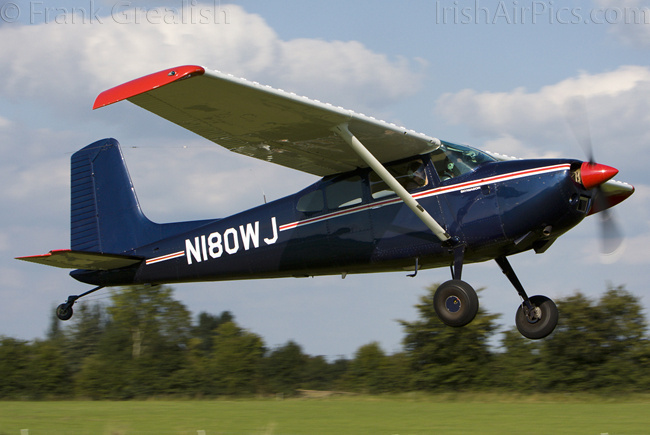 Cessna 180K Skywagon 230, N180WJ, William J Flood