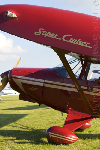 Piper PA-12 Super Cruiser, EI-CFH, Gabriel Treacy