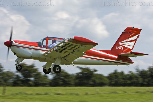 Socata Rallye 150ST, EI-BBI, Ossory Flying and Gliding Club