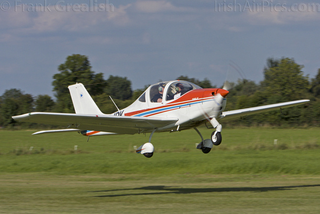 Tecnam P2002-JF, EI-JPK, Limerick Flying Club