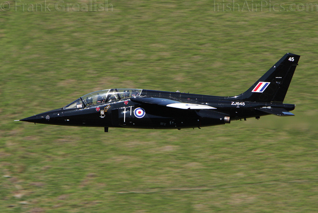 Low Flying Wales, Bwlch, Mach Loop, June 2009