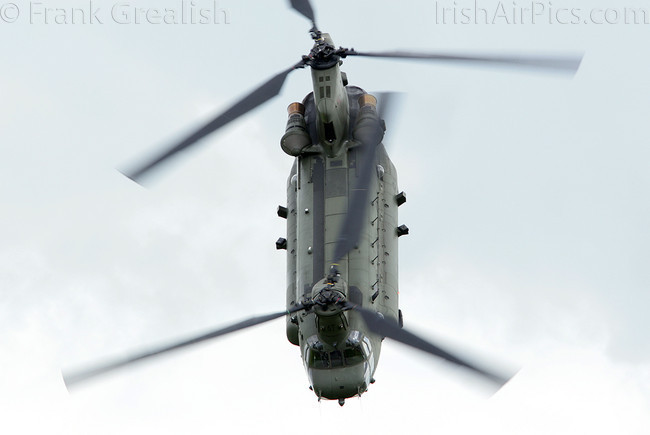 Boeing Chinook HC2, ZA712, Royal Air Force