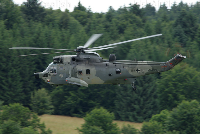 Westland Sea King Mk41, 8960, Marineflieger