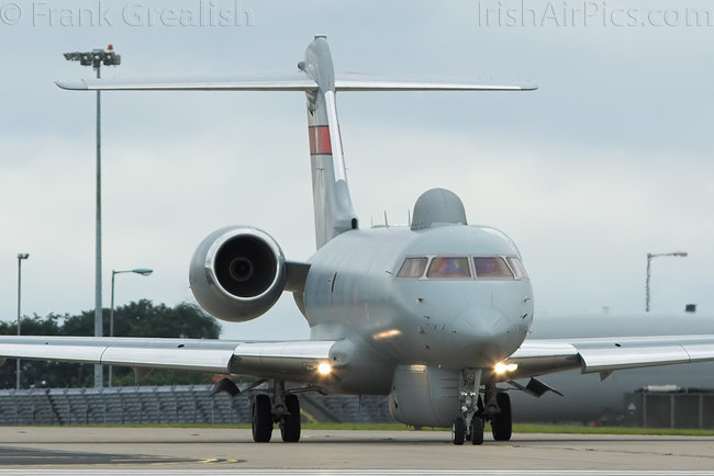 Bombardier Sentinel R1 ASTOR, ZJ690, Royal Air Force