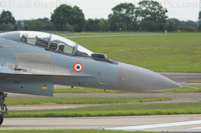 Sukhoi Su-30MKI Flanker, -, Indian Air Force