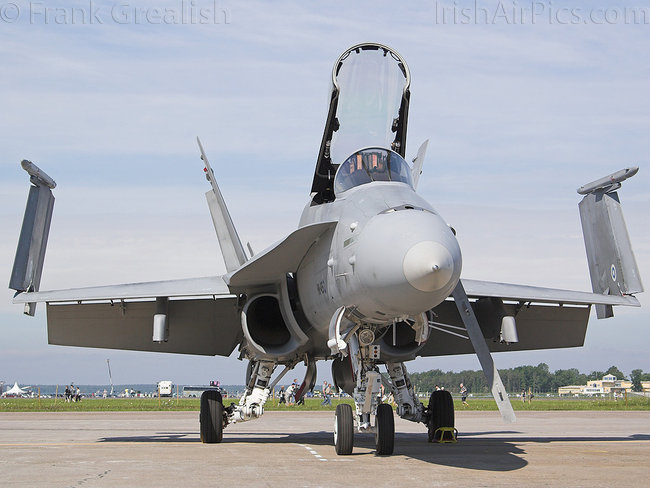 Boeing F-18C Hornet, HN-425, Finnish Air Force