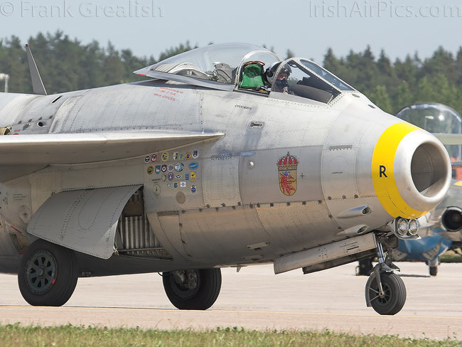 Saab J29F Tunnan, SE-DXB, Private