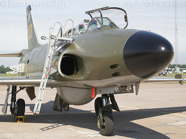 Saab J32B Lansen, 32542, Swedish Air Force
