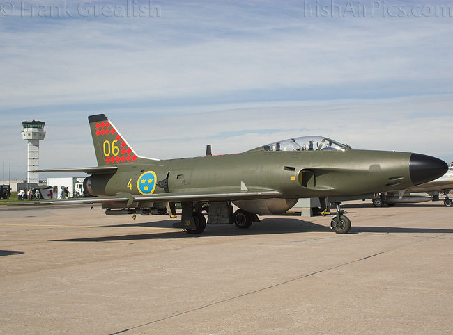Saab J32D Lansen, 06, Swedish Air Force