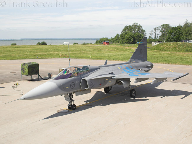 Saab JAS39A Gripen, 39131, Swedish Air Force