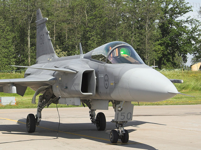 Saab JAS39A Gripen, 39150, Swedish Air Force