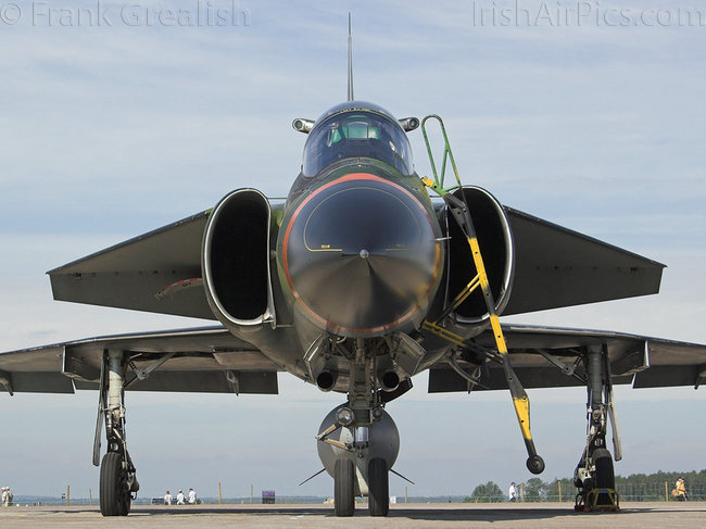 Saab SK37E Viggen, 37813, Swedish Air Force