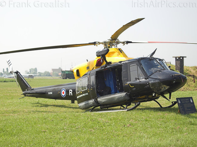 Bell 412EP Griffin HT1, ZJ239, Royal Air Force