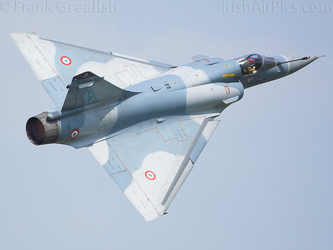 Dassault Mirage 2000C, 17, French Air Force