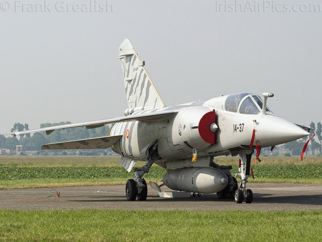 Dassault Mirage F1M, C14-64, Spanish Air Force
