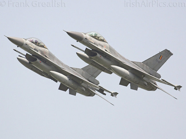 Lockheed Martin F-16AM Fighting Falcon, FA-100, Belgian Air Force