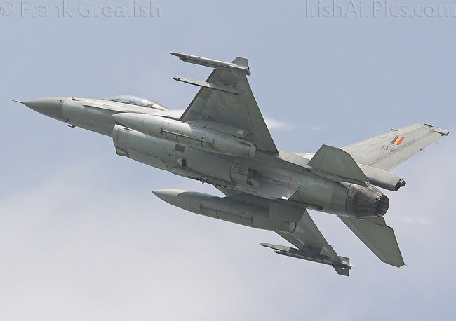 Lockheed Martin F-16AM Fighting Falcon, FA-81, Belgian Air Force