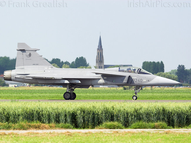 Saab JAS39C Gripen, 9240, Czech Air Force