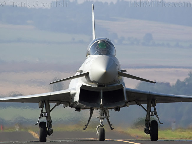 Eurofighter Typhoon T1, ZJ806, Royal Air Force