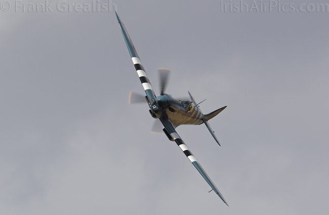 Supermarine Spitfire PRXI, G-MKXI, Private