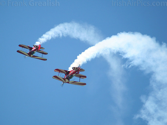 Pitts S-2B, PH-PEP, Wings over Holland