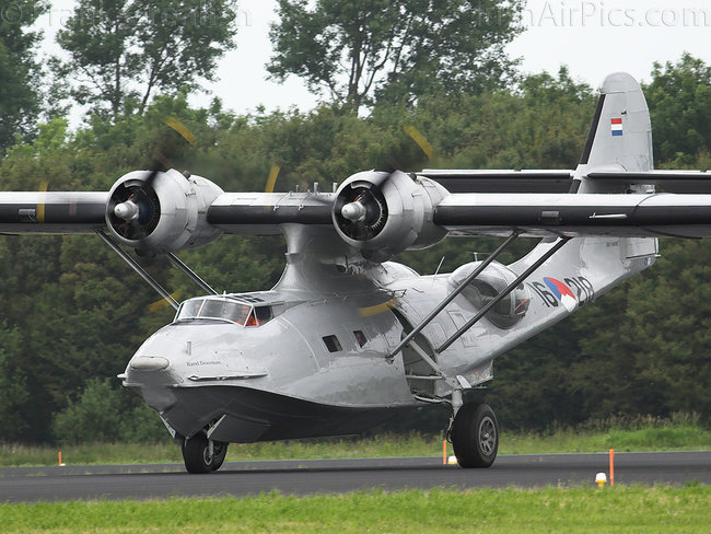 Consolidated PBY-5A Catalina, PH-PBY, Stichting Neptune Association