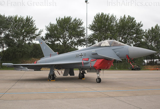 Eurofighter Typhoon EF2000, 3011, Luftwaffe