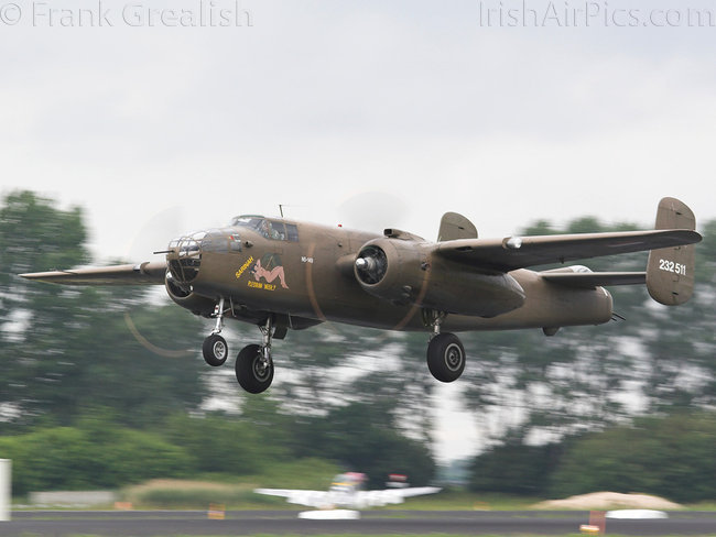 North American B-25J Mitchell, N320SQ, Duke of Brabants Air Force