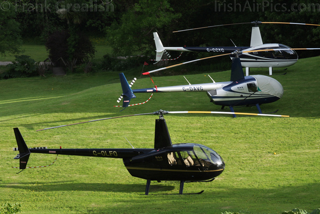 Robinson Owners Group Meet 2009