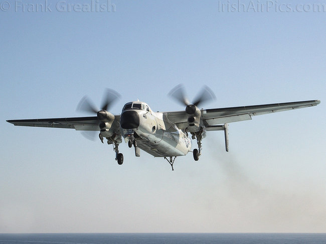 Grumman C-2A Greyhound, 162144, US Navy