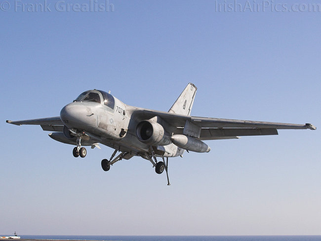 Lockheed Martin S-3B Viking, 159755, US Navy