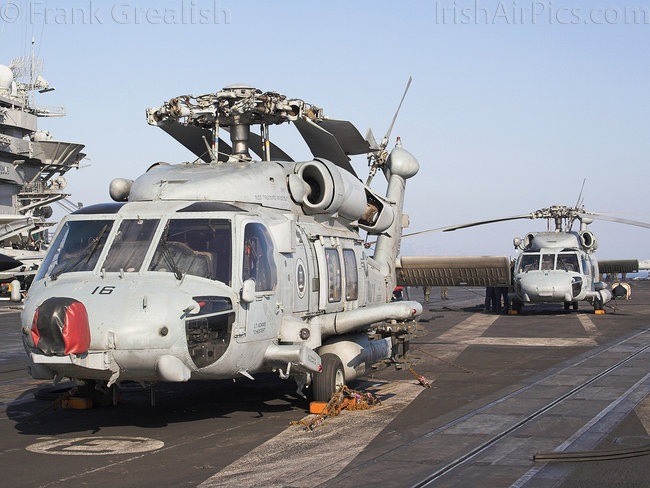 Sikorsky HH-60H Seahawk, 163799, US Navy