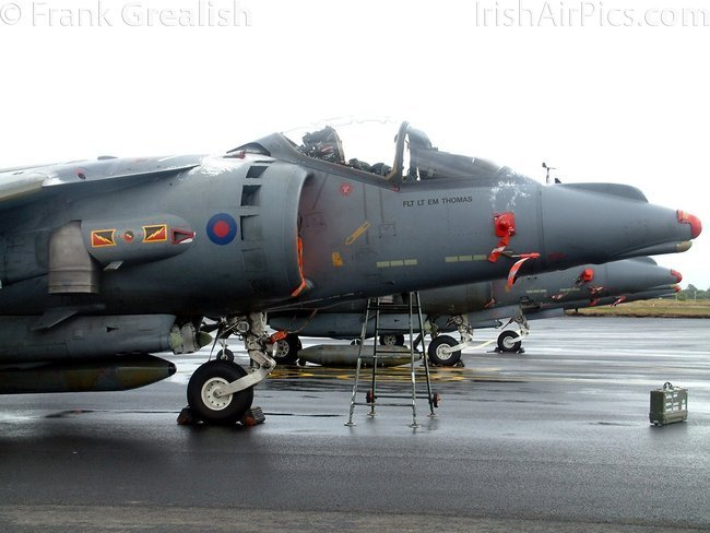 British Aerospace BAe Harrier GR7, ZD435, Royal Air Force