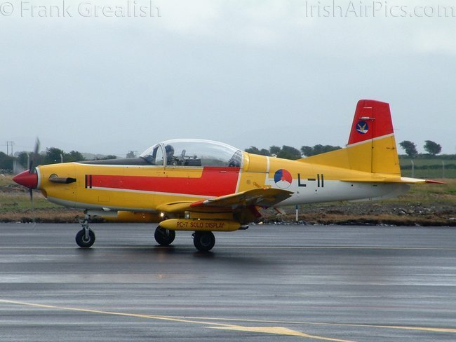Pilatus PC-7, L-11, Royal Netherlands Air Force