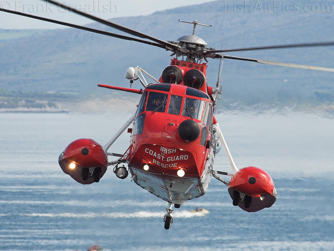 Sikorsky S-61N, EI-GCE, CHC Helicopters
