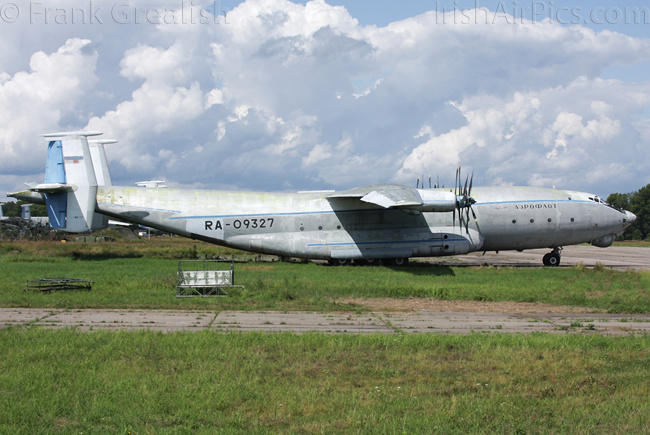 Antonov An-22, RA-09327, Russian Air Force