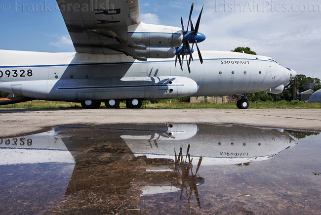 Antonov An-22, RA-09328, Russian Air Force