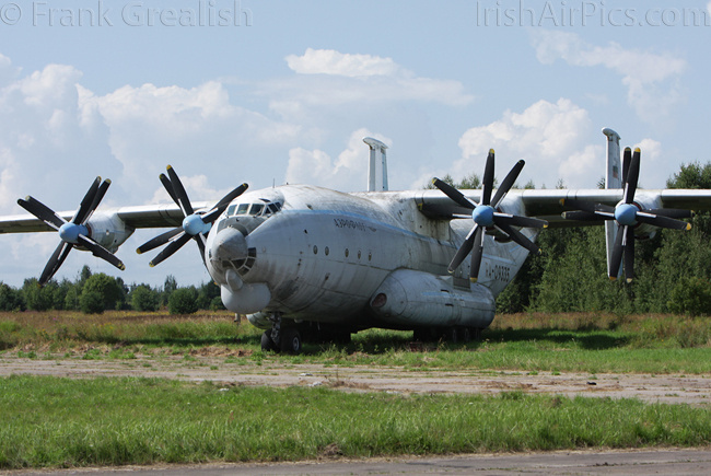 Antonov An-22, RA-09335, Russian Air Force