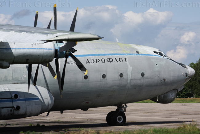 Antonov An-22, Russian Air Force