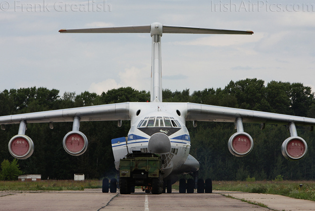 Ilyushin Il-76MD, RA-78844, Russian Air Force