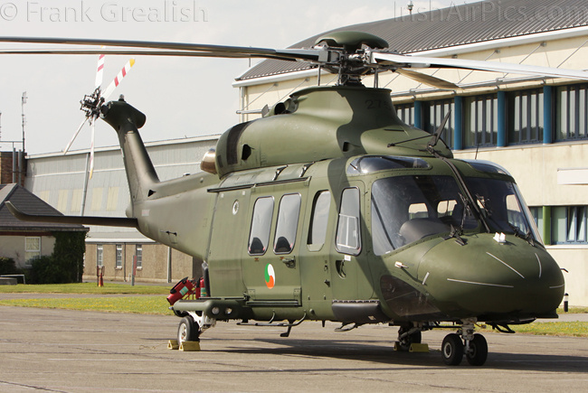 AgustaWestland AW139, 275, Irish Air Corps