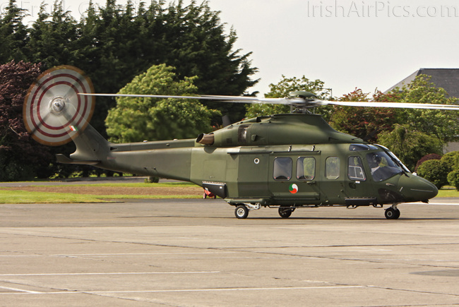 AgustaWestland AW139, 276, Irish Air Corps
