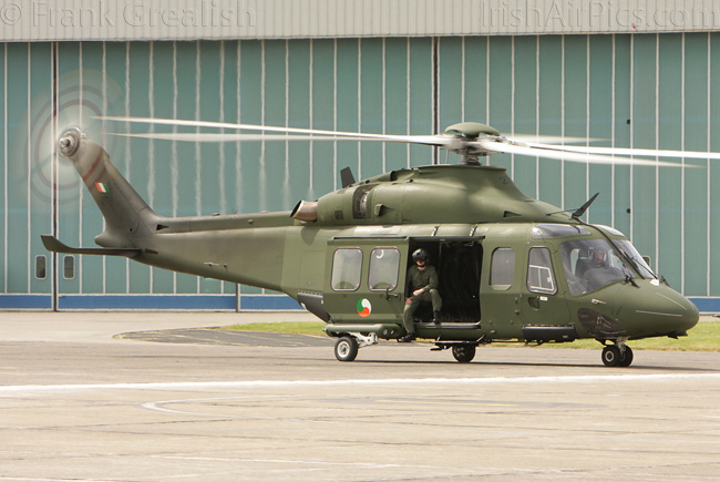 AgustaWestland AW139, 278, Irish Air Corps